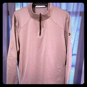 Under armour 1/4 zip up pull over